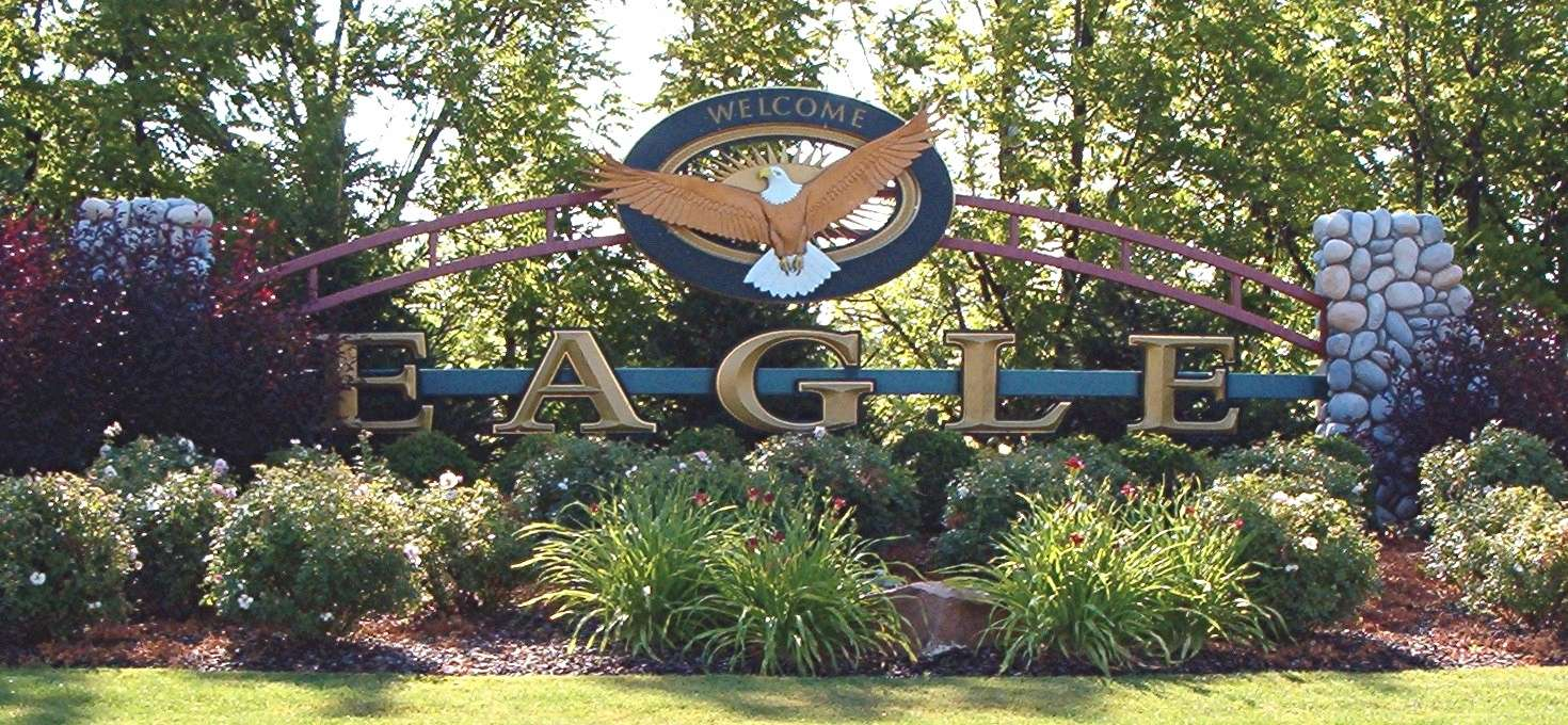 "City of Eagle a ""Tree City USA"""